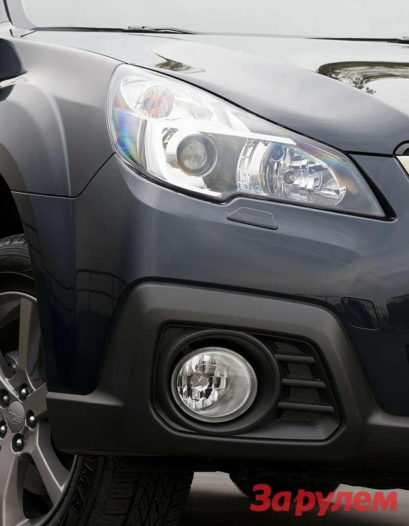 Subaru Outback 2014MY