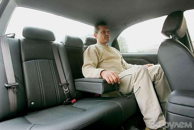 Hyundai NF, Hyundai Sonata. Налигу выше— фото 59041