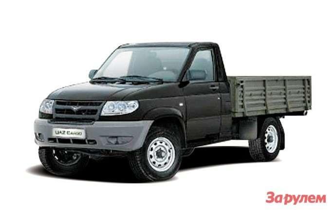UAZCargo (УАЗ-23602-050)