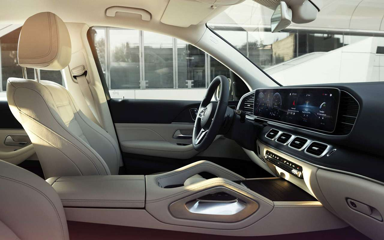 Mercedes-Benz GLE и24альтернативы (идаже от1млн)— фото 1216998