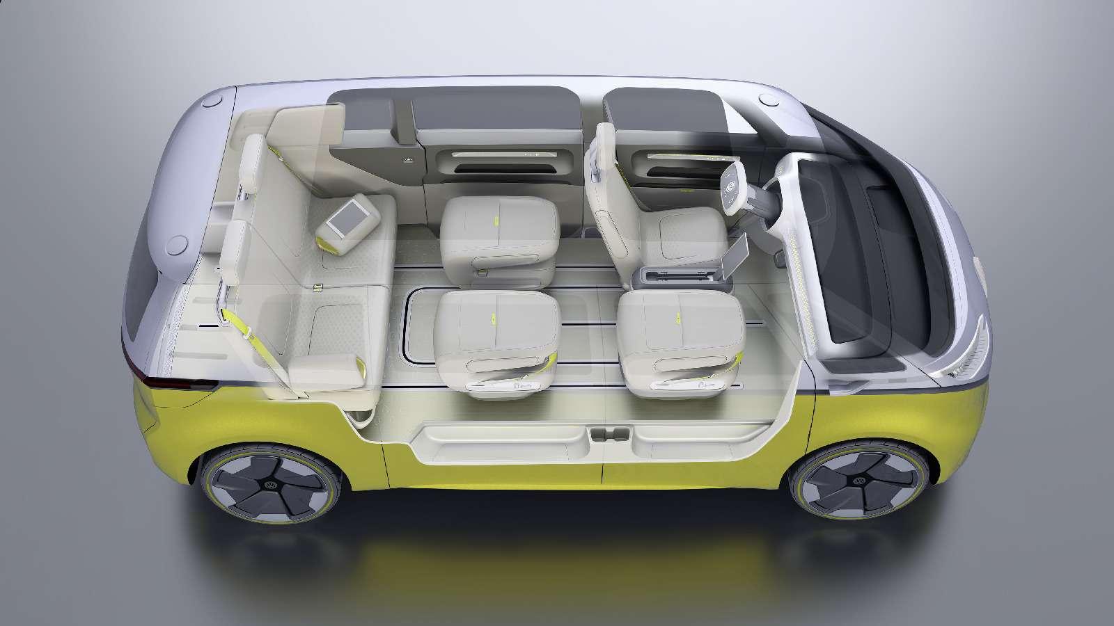 Volkswagen I.D.Buzz: между хиппи ихипстерами— фото 690421