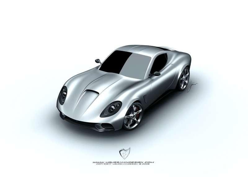 Ferrari меняет облик— фото 349267
