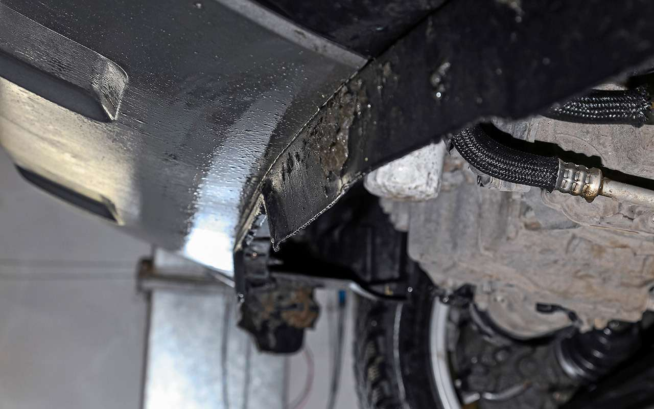 Ford EcoSport после 16500км: все досадные мелочи— фото 961612