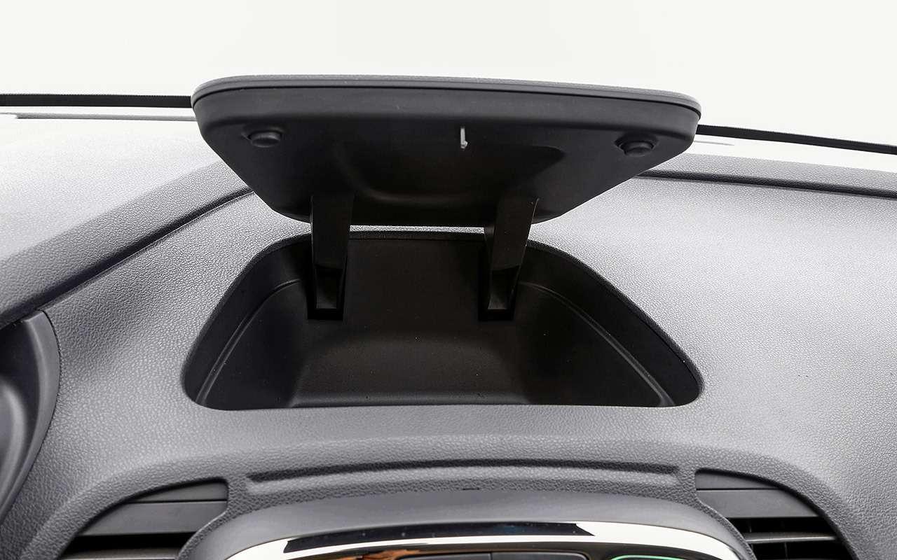 Большой тест кроссоверов: обновленный Ford EcoSport иконкуренты— фото 911214