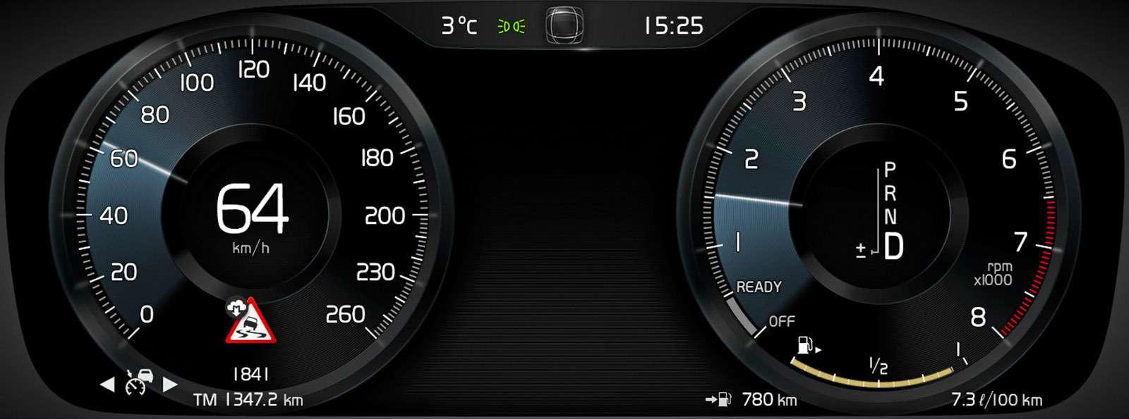 Новый Volvo V90 Cross Country: не чемодан!— фото 654912