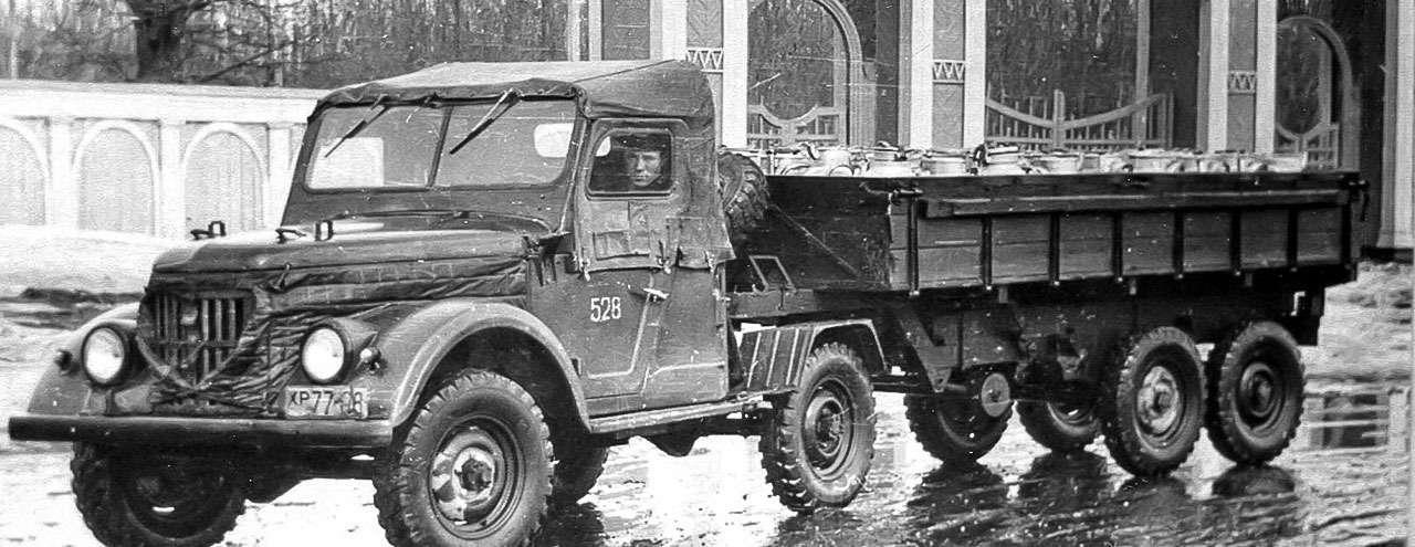 Современник трех генсеков— ГАЗ-69 отмечает 65лет— фото 769200