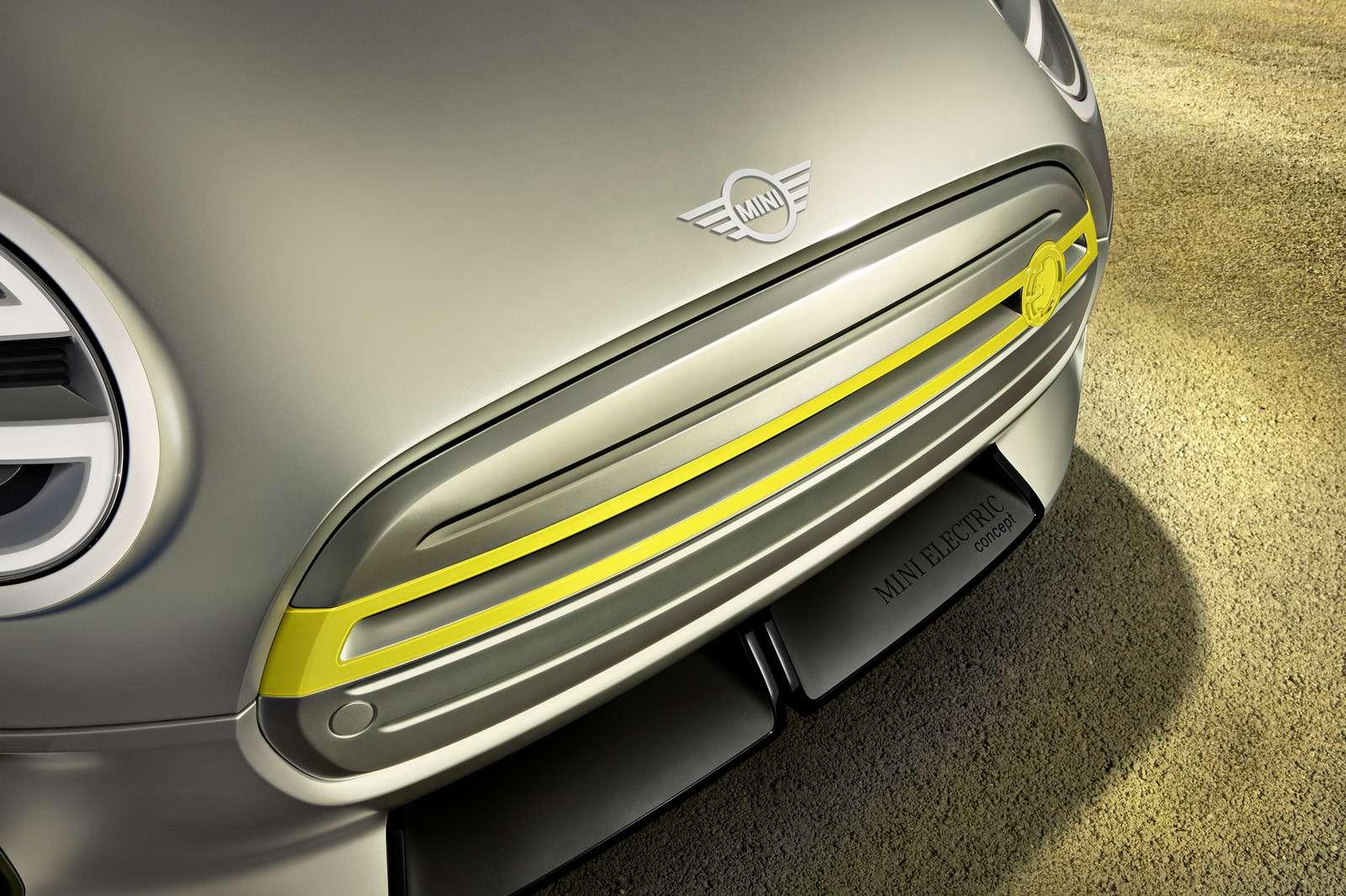 Вторая попытка: Mini анонсировала новый электромобиль— фото 789227