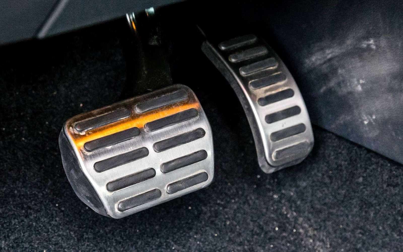 VWPolo GTпротив конкурентов: тест на«Смоленском кольце»— фото 644242