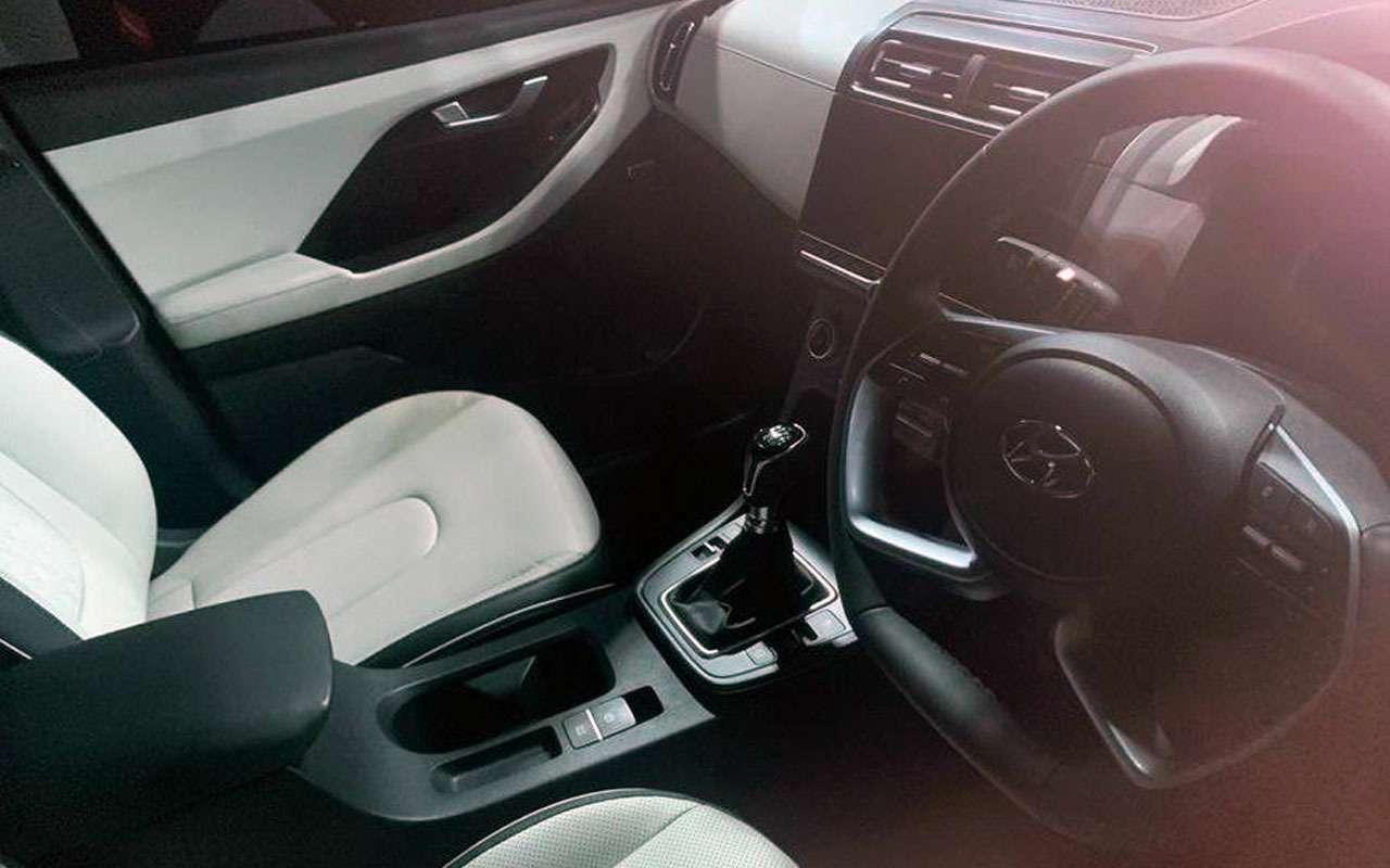 Мировая премьера новой Hyundai Creta— упрощенный вариант— фото 1081845