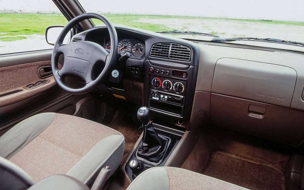 Новый Subaru Forester против конкурентов: большой тест кроссоверов— фото 935700