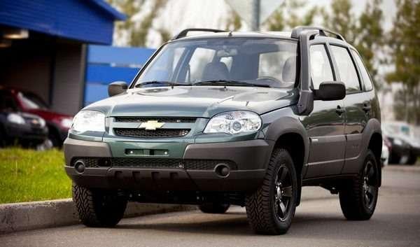 Chevrolet NIVA LE/SE