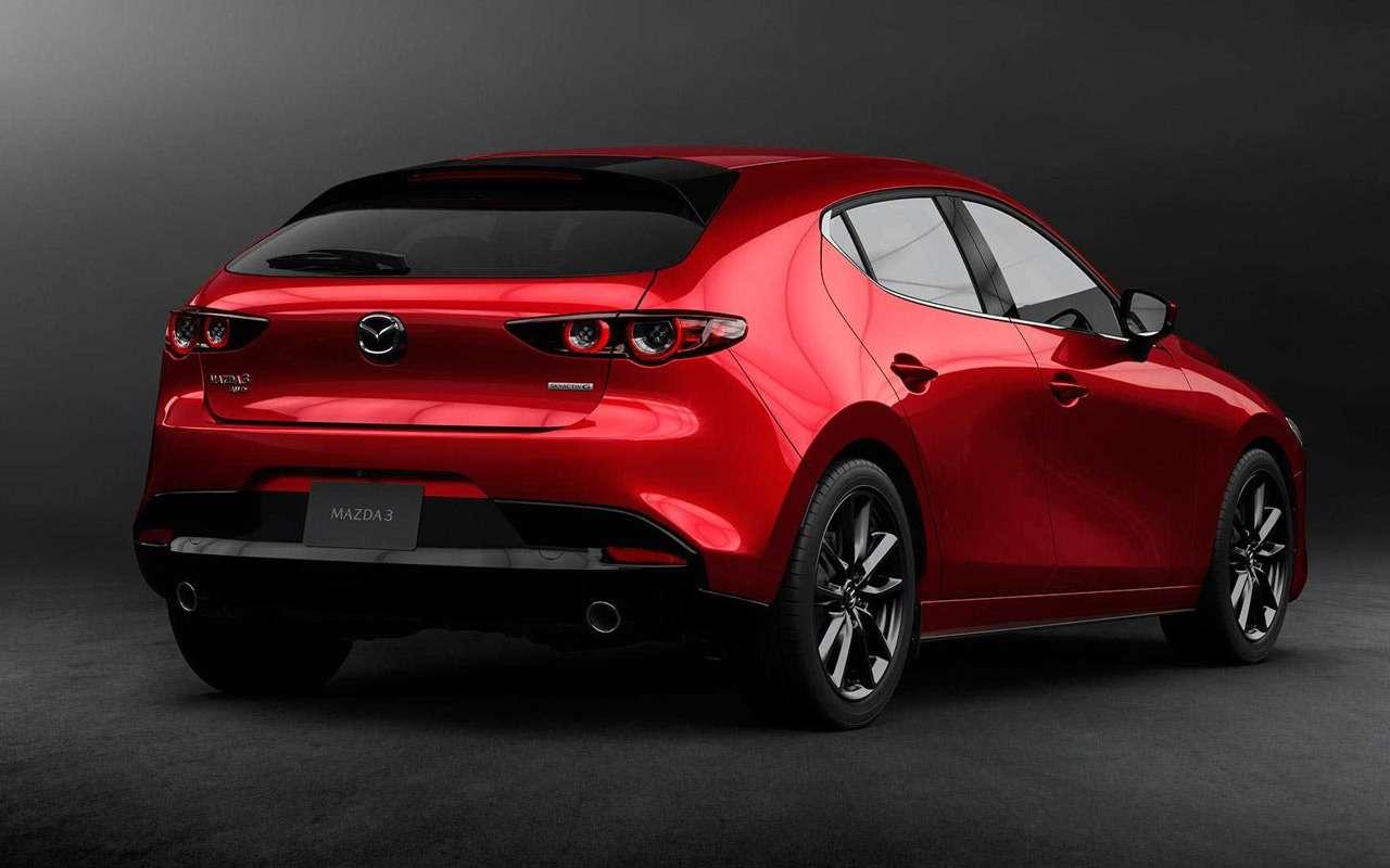 Новая Mazda 3: изменилось всё!— фото 926877