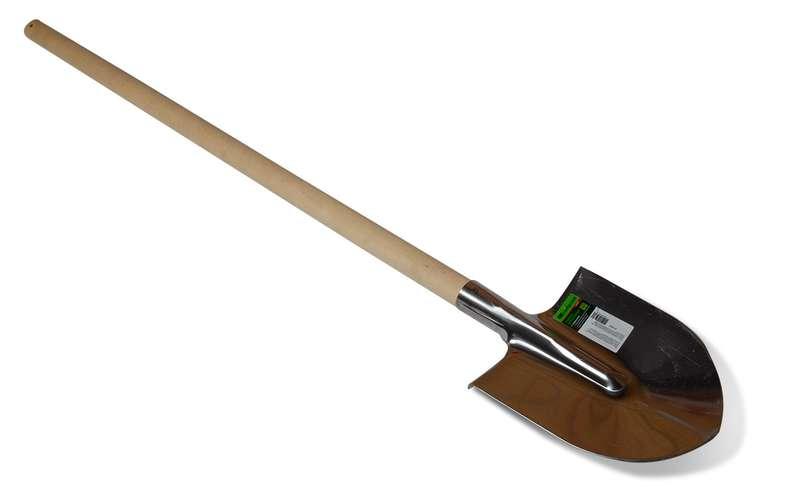 Васеще незавалило снегом? Экспертиза лопат!