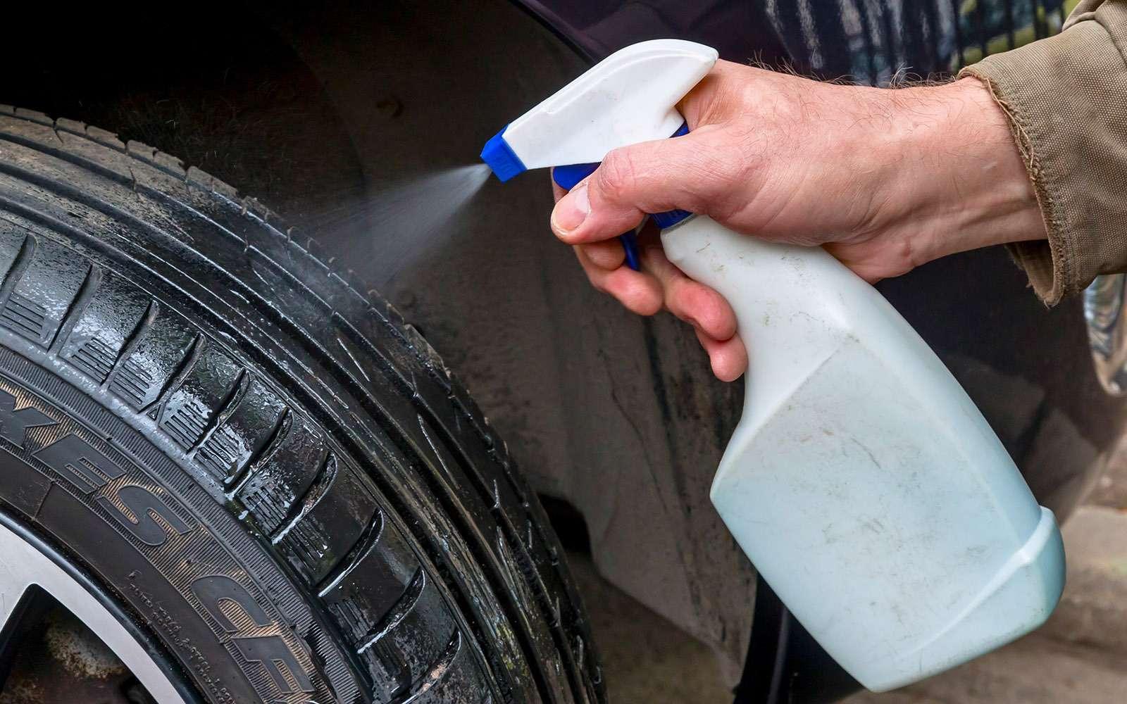 Ремонтируем проколотую шину—  тест 16ремкомплектов исоветы ЗР— фото 771847