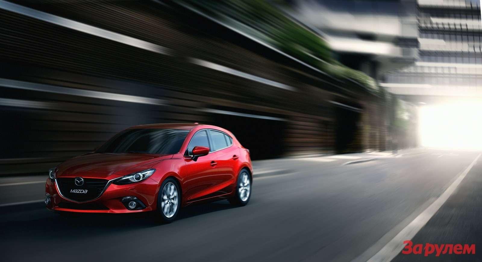Mazda3 Hatchback 2013 action 04copy