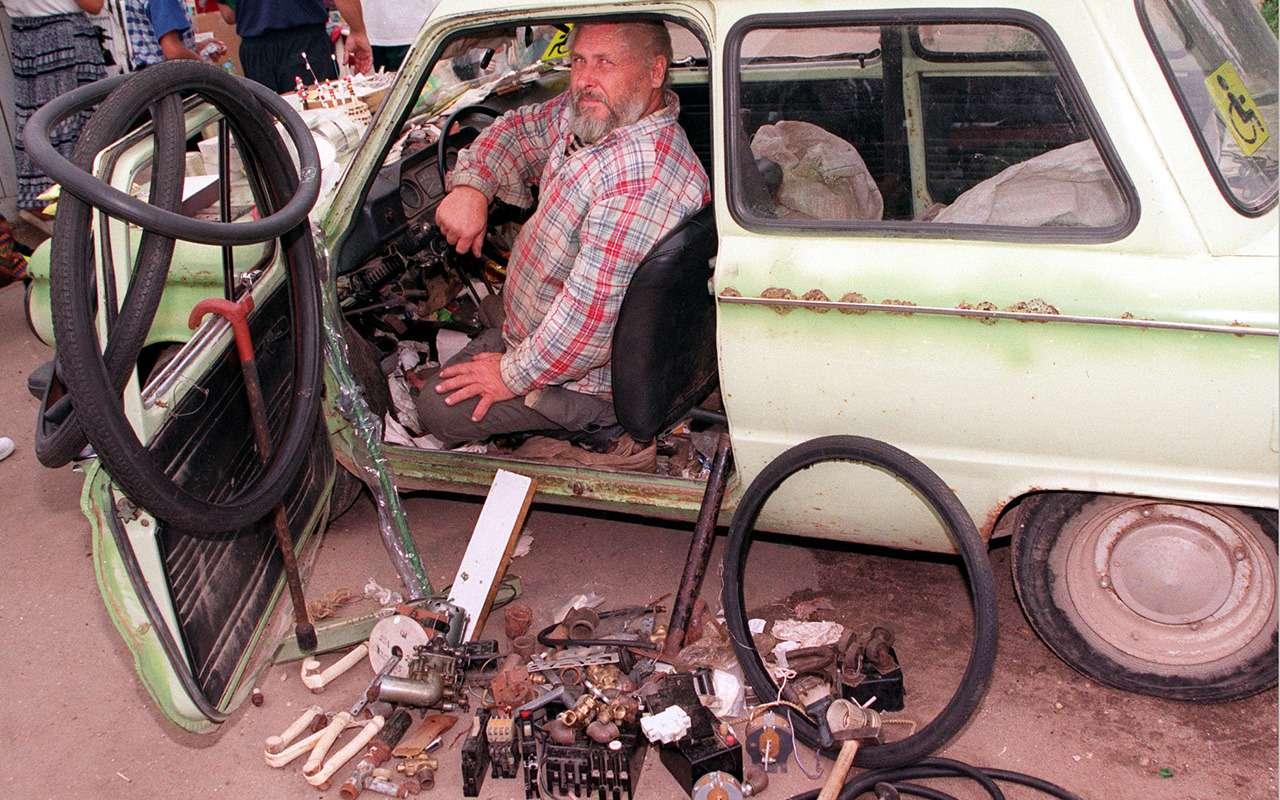 Бензин за9руб, Лада за4200$... Всего 20лет назад— фото 1168238