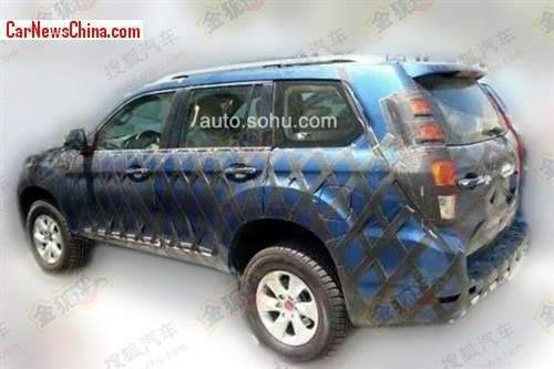no copyright haval h9 china blue 1