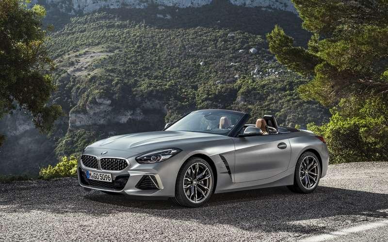Новый BMW Z4: российские цены икомплектации