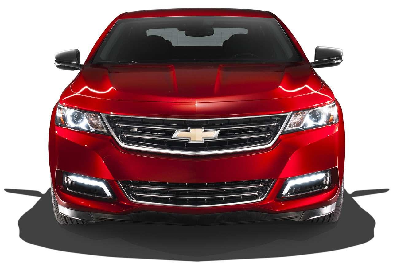 9 крутых моделей Chevrolet, которых некупить вРоссии— фото 904290