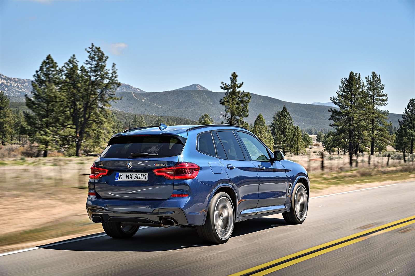 Новый BMW X3стал дешевле старого— фото 774134