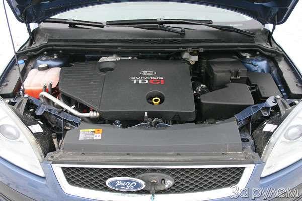 Ford Focus 1.8 TDCi. Запас тяги— фото 62450