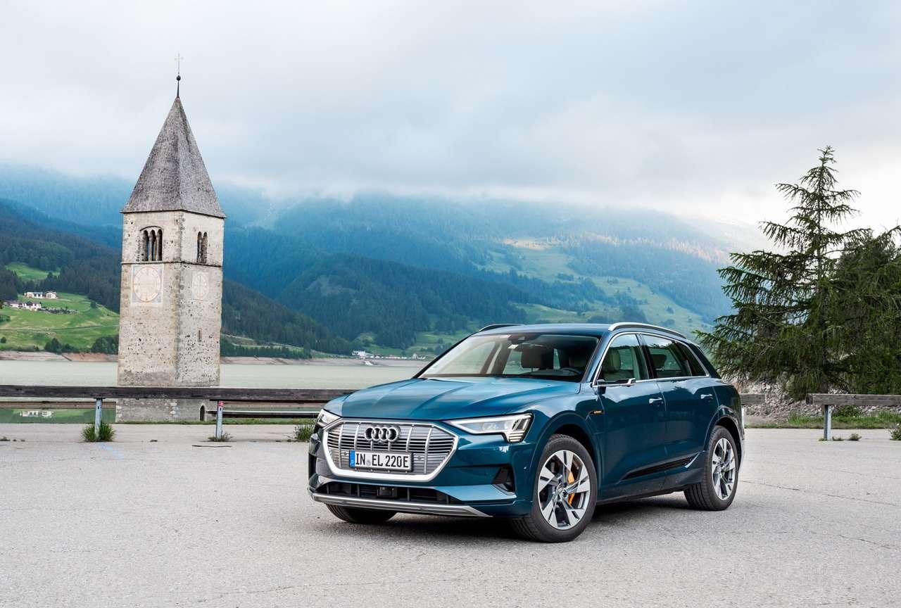 Audi e-tron вРоссии: заказы уже принимают, цена известна— фото 1139692