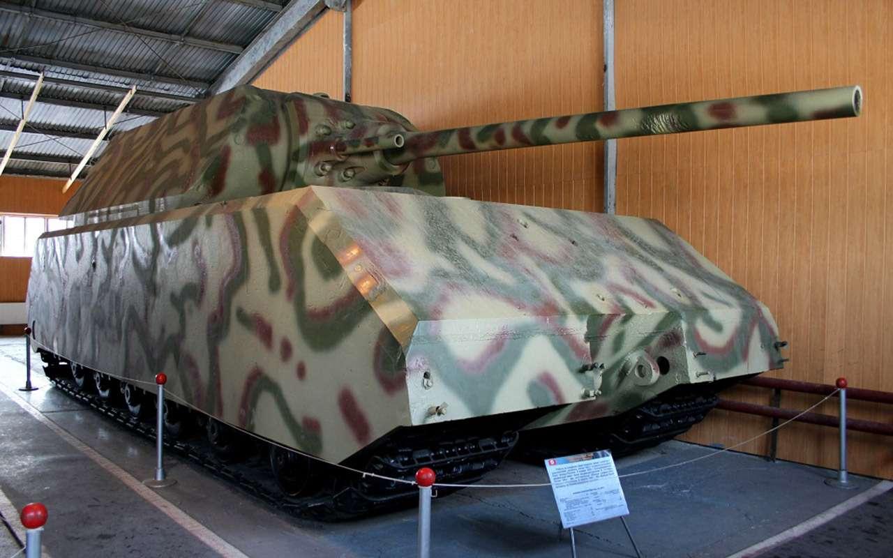 5 самых провальных танков XXвека— фото 966823