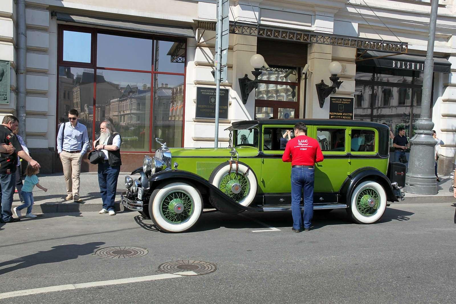 L.U.C Chopard Classic Weekend Rally: эмоции сналетом старины— фото 595969