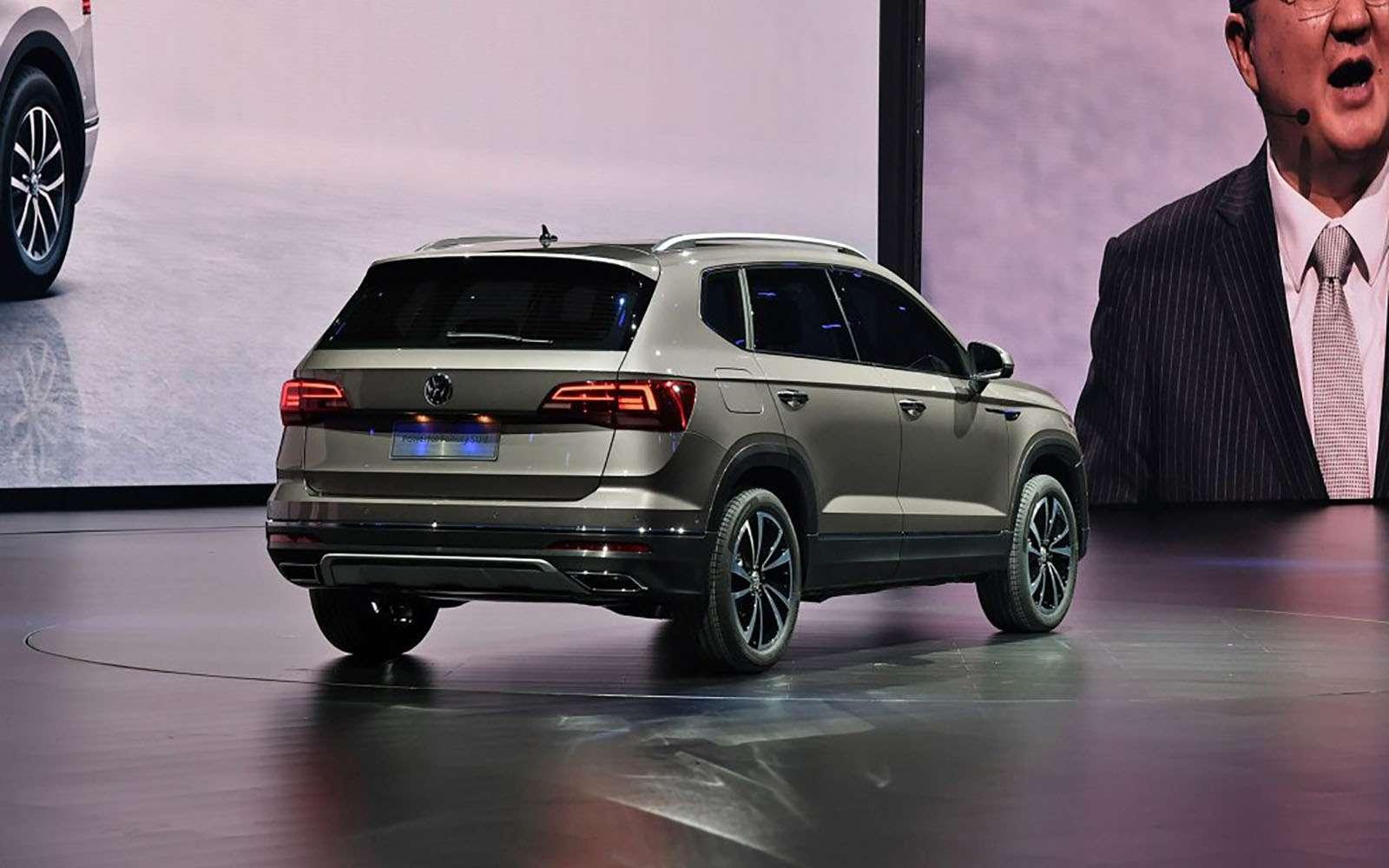 Дешевый кроссовер Volkswagen дляРоссии: первые подробности— фото 868805