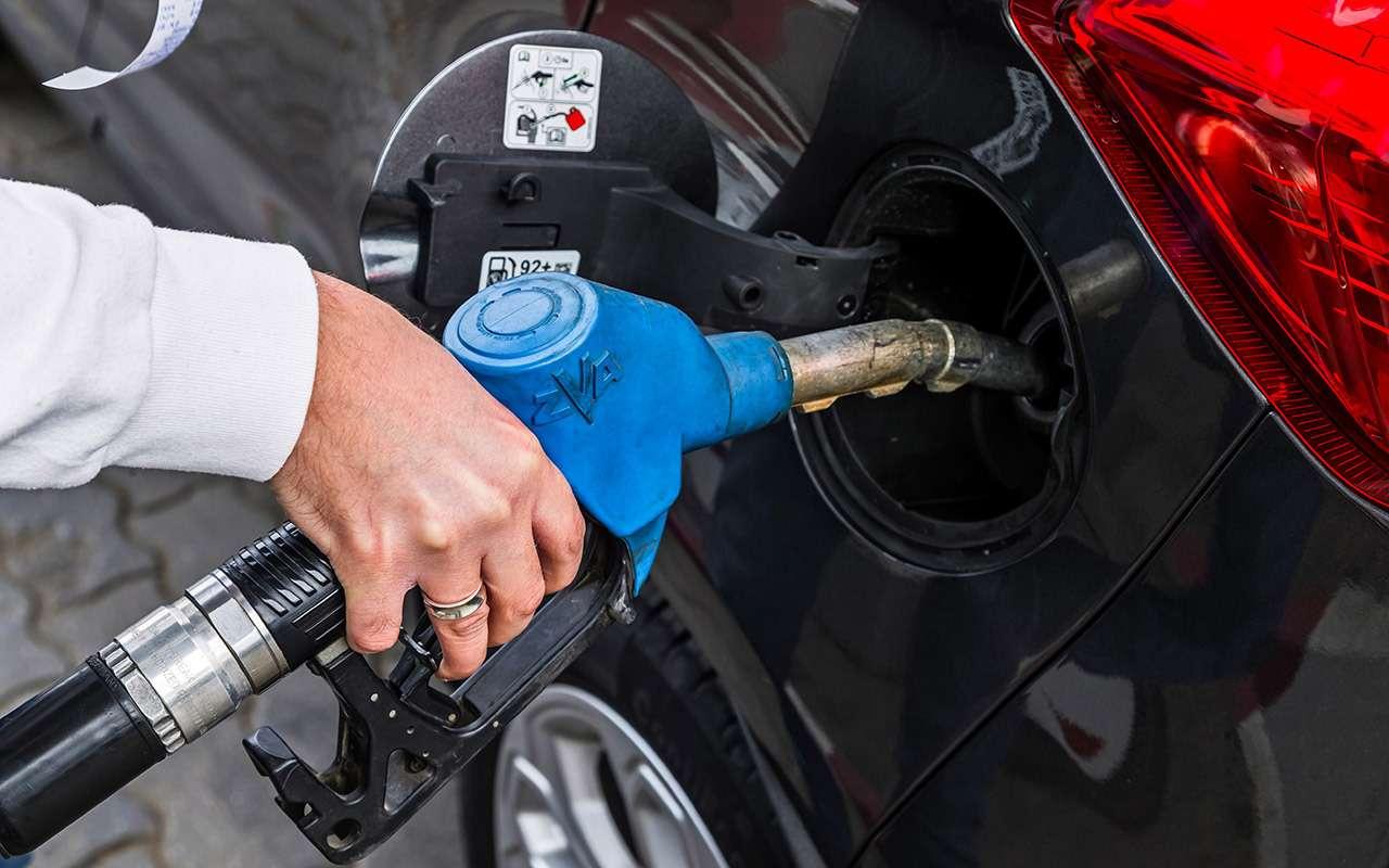 Ford EcoSport изпарка ЗР: как сэкономить натопливе— фото 931137