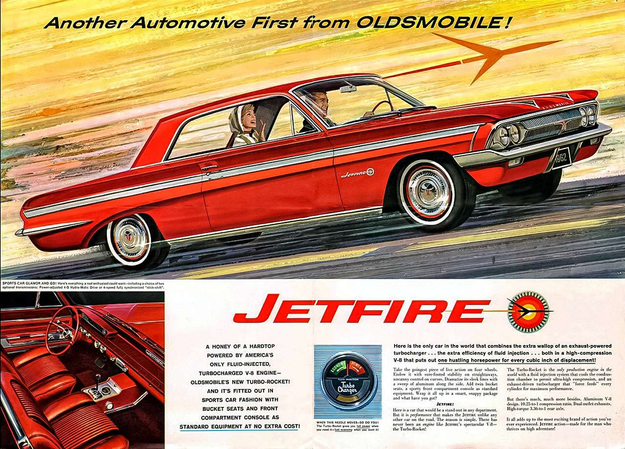 Oldsmobile Jetfire