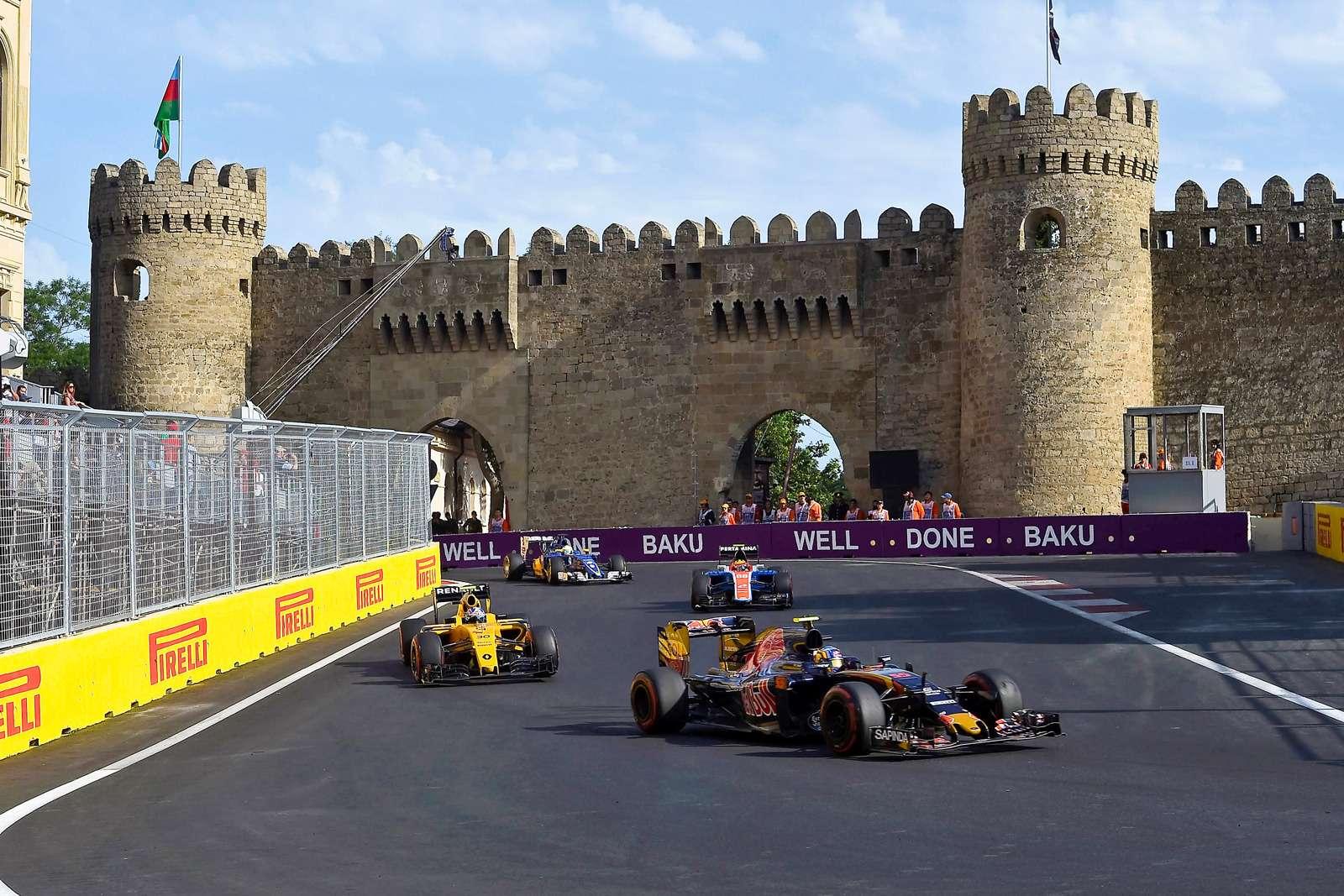 Формула-1: мерси, Баку— фото 614569