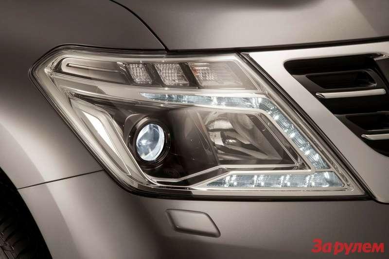 Nissan Patrol 2014_1