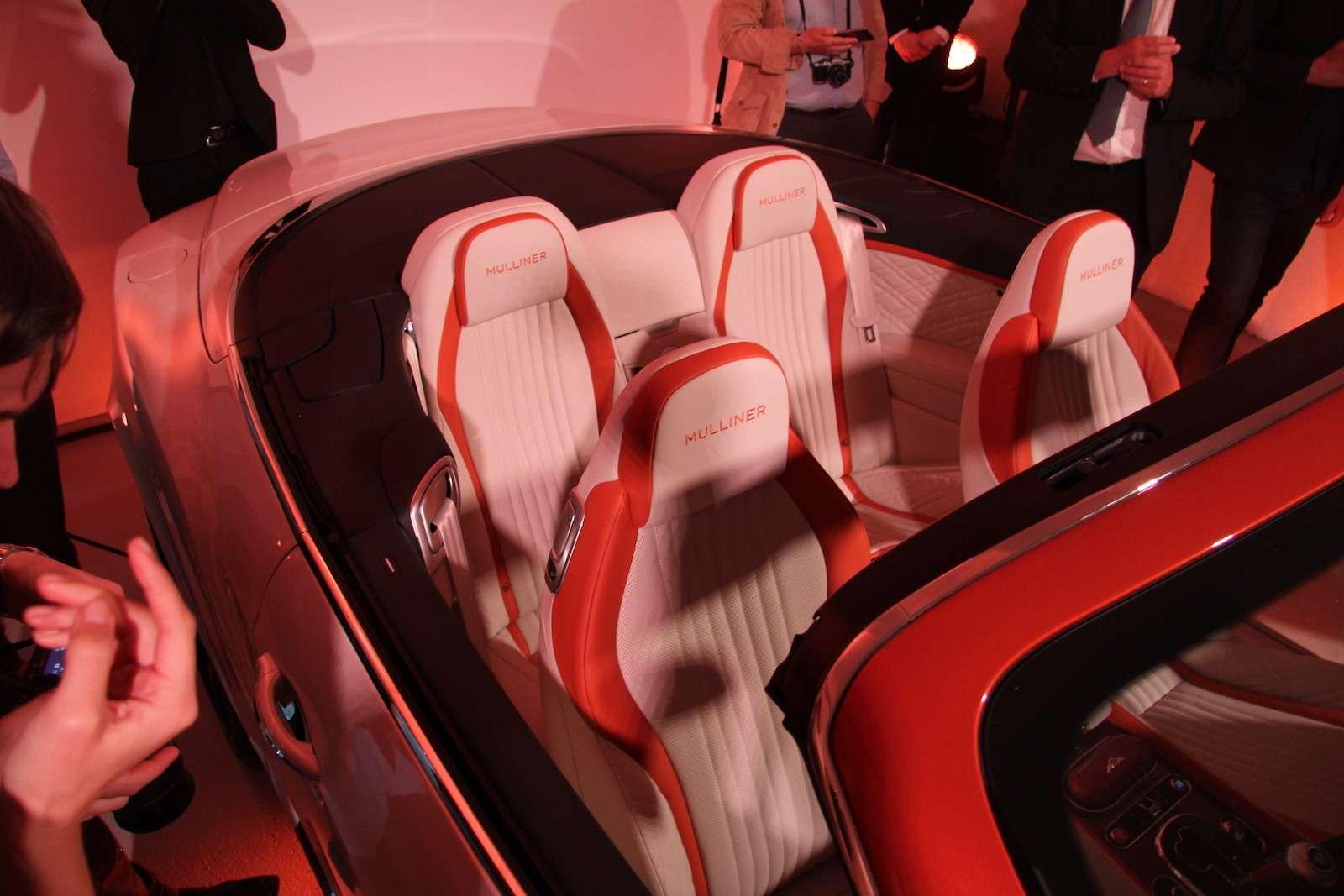 Bentley привезла вМоскву «экстраординарную» выставку— фото 594002
