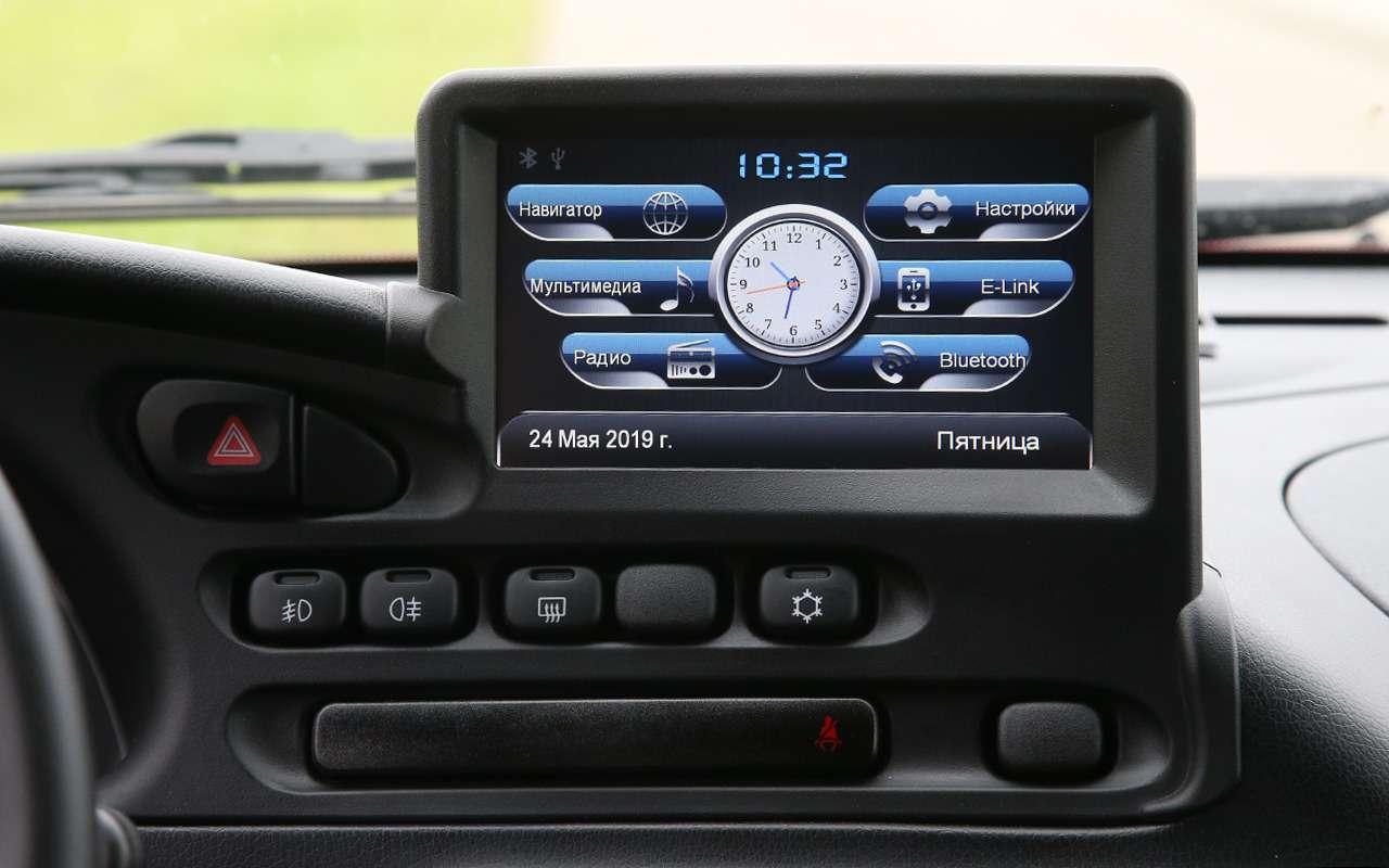 Обновленная Chevrolet Niva: тест нашум ирасход— фото 982281
