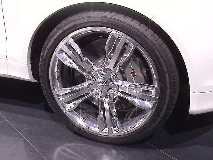 ММАС-2008: Мировые премьеры Audi— фото 347992