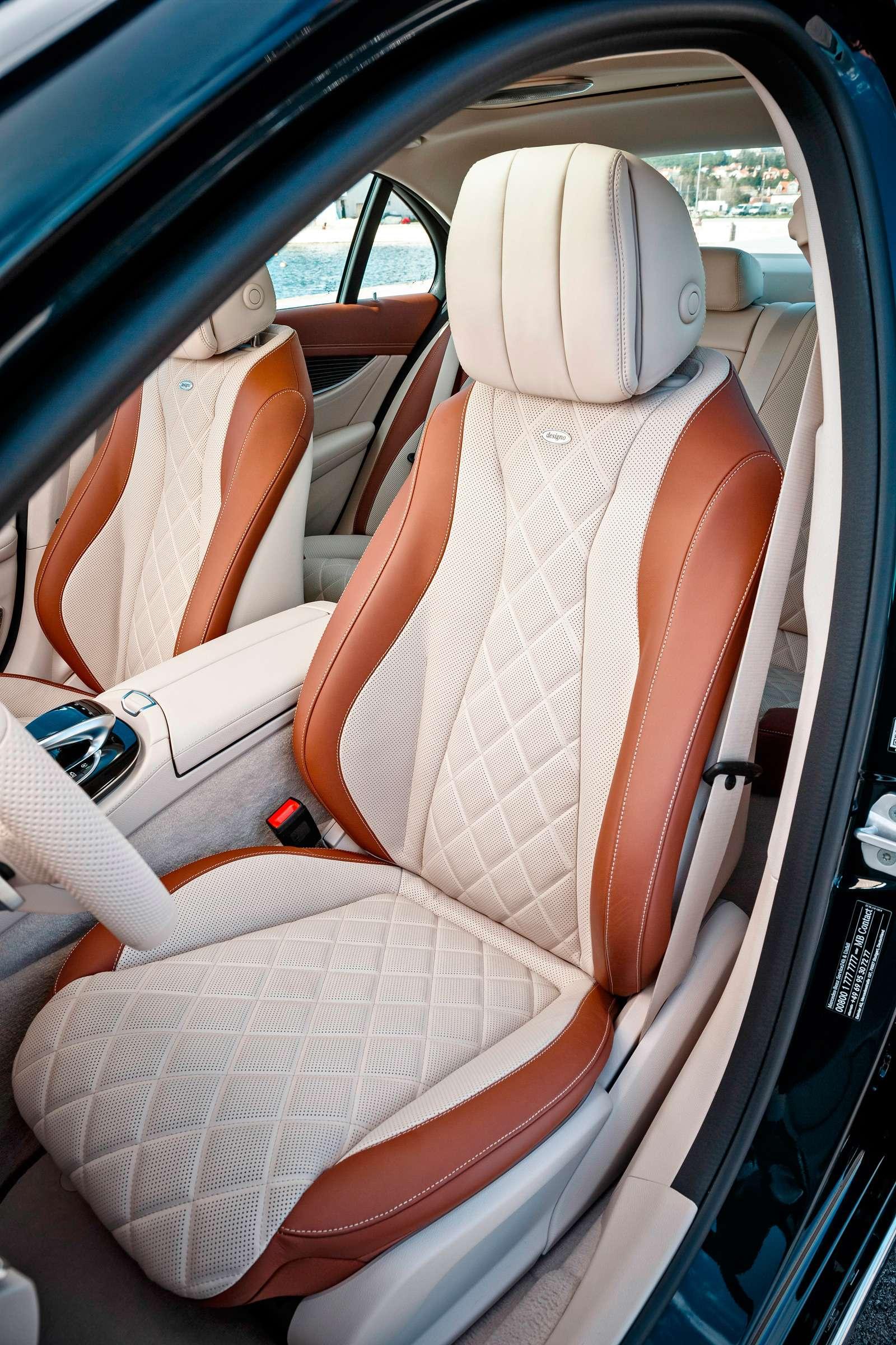 Новый  Mercedes-Benz E-класса: сравниваем версии— фото 570035