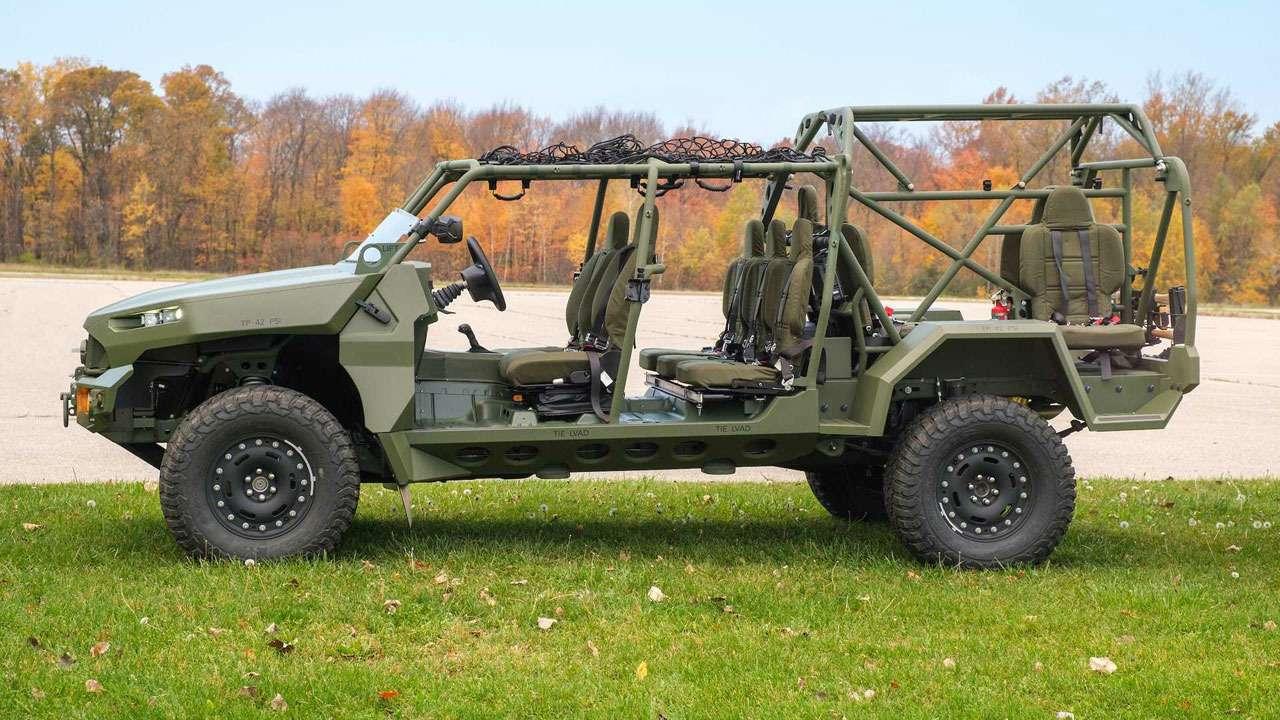 Новая машина пехоты США— это стоит больше 23млн рублей— фото 1284315