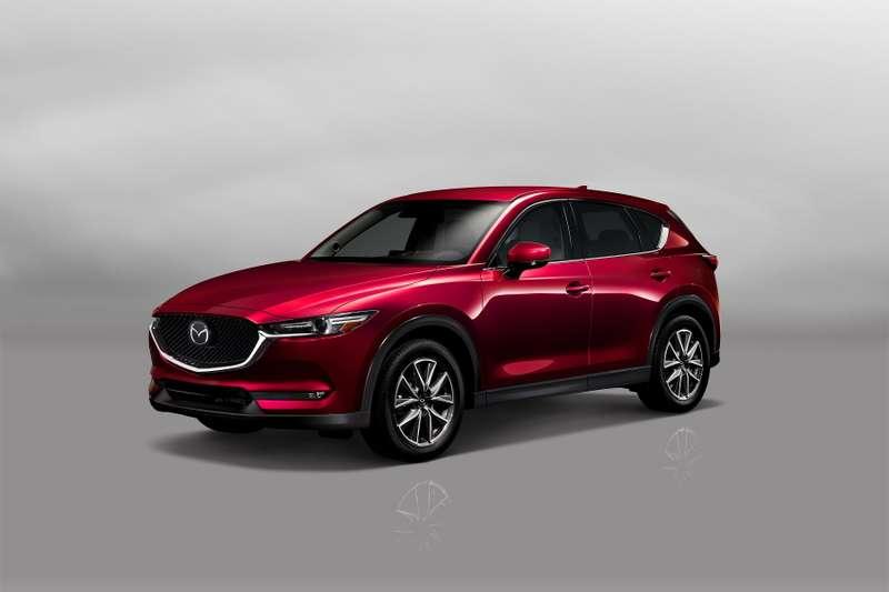 Mazda CX-5 примет наборт семерых