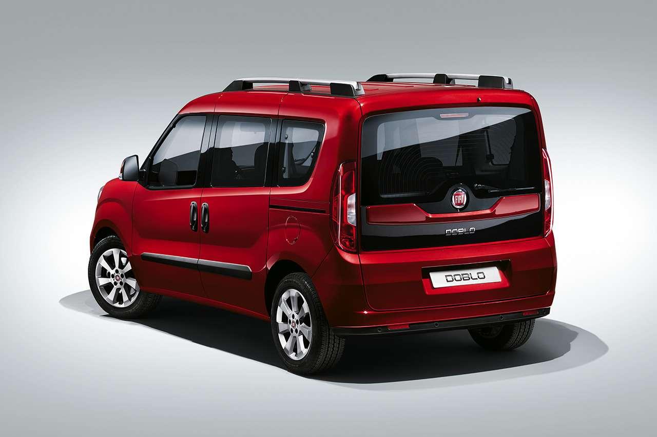 Fiat презентовал новое поколение Doblo— фото 363768