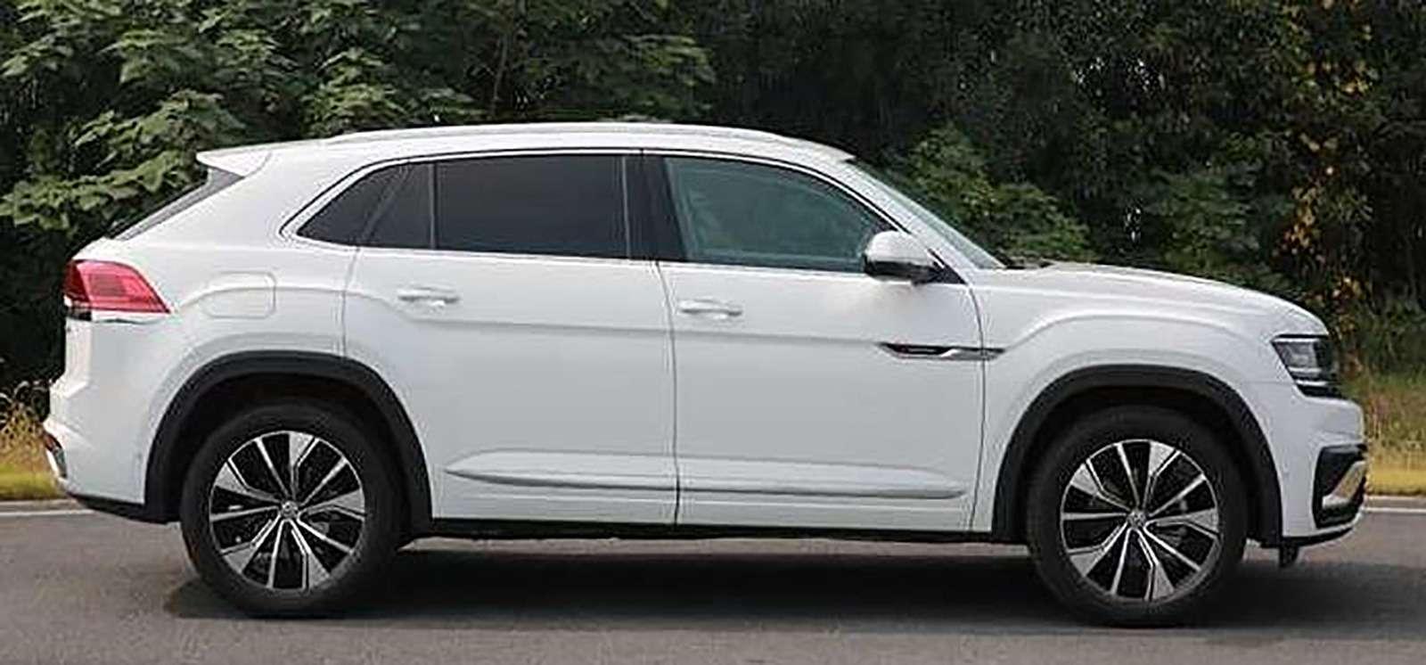 Новый кроссовер Volkswagen: первые фото иинформация— фото 965281