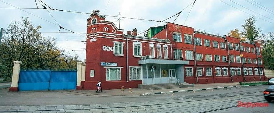 Последам московского автопрома: от«Бромлей» до«Москвича»— фото 260355