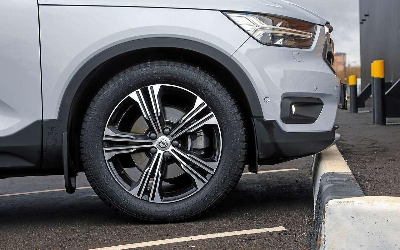 Audi, Mercedes, Range Rover иVolvo: большой тест— фото 1215219