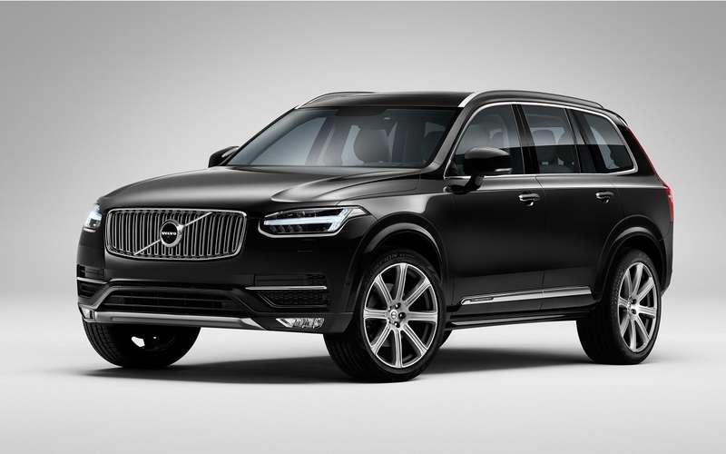 Новый XC90 может стать последним неэлектрическим Volvo