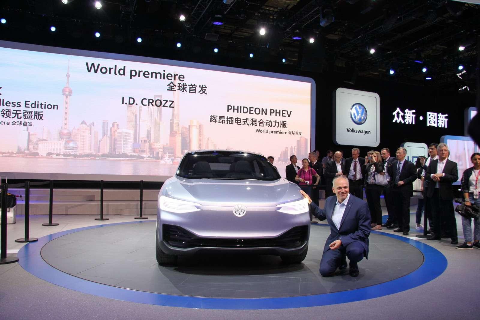 Новый Tiggo 5, будущая Camry идругие: онлайн-трансляция сШанхайского автосалона— фото 739206