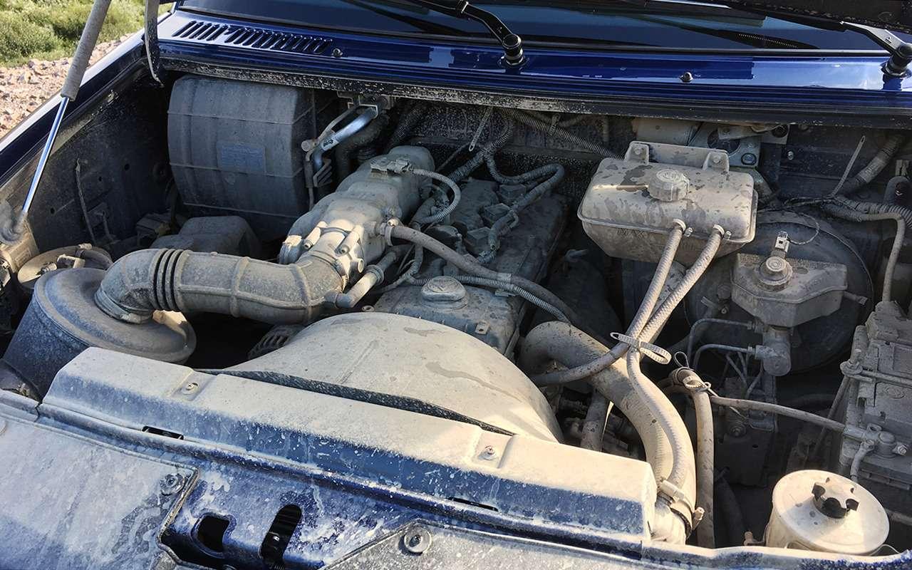 11главных изменений УАЗа Патриот— эксклюзивный тест предсерийной машины— фото 898302