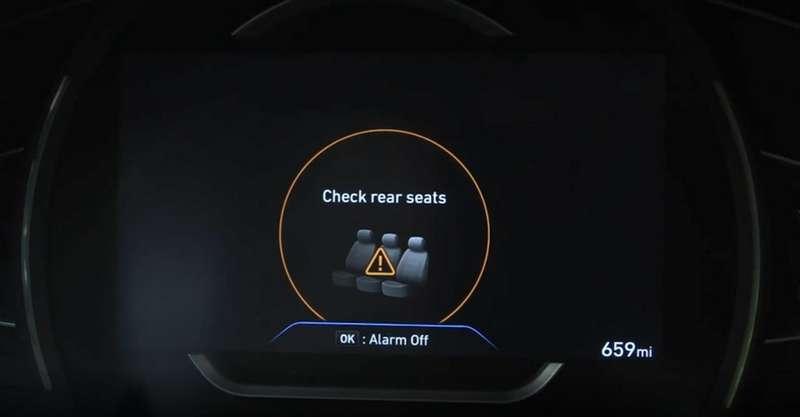 В помощь склеротикам: автомобиль обяжут напомнить озабытом ребенке