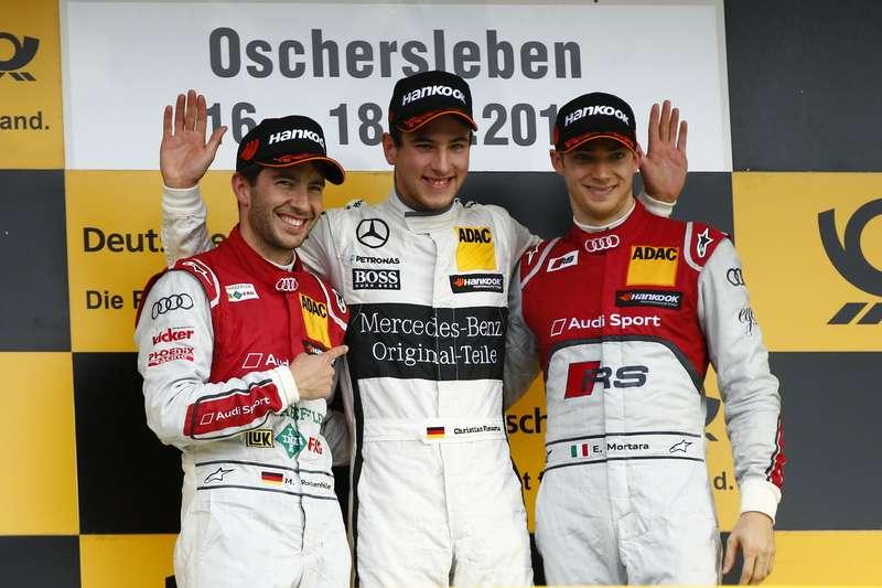 Motorsports/ DTM 2.race Oschersleben