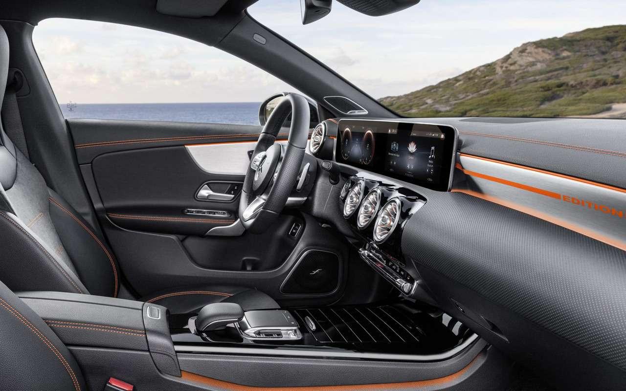 Mercedes-Benz показал новый CLA вЛас-Вегасе— фото 938615