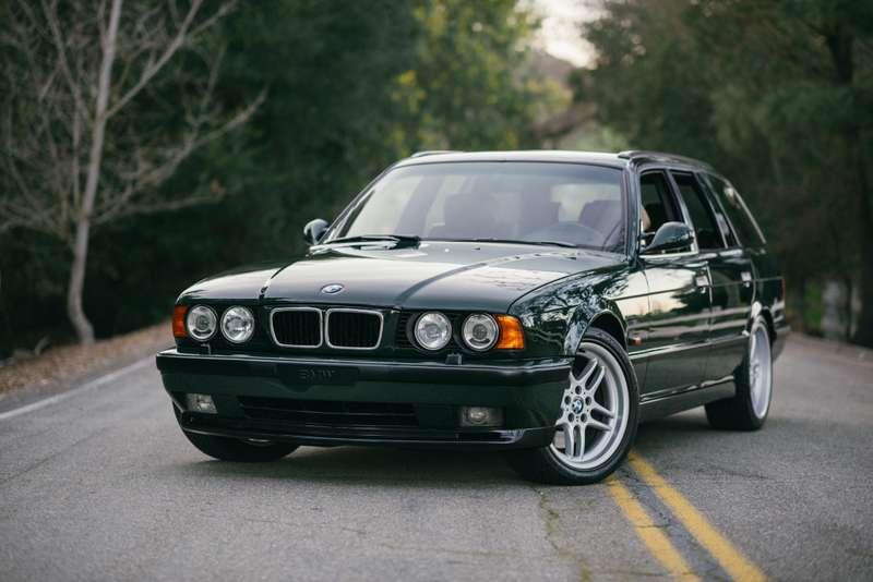 Elekta, тыпрекрасна: редчайшая «пятерка» BMW E34по цене новой M3